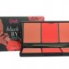 Sleek Makeup Blush by 3 สี Flame 365 สุดฮิตจากอังกฤษ เม็ดสีแน่น ติดทนนาน สุดคุ้ม 3สี ในตลับเดียว