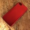 เคส IPhone 7 TPU สีแดง