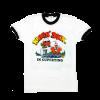 เสื้อยืดลาย Vintage สั่งได้ แขนจั้มสีดำ และ สีแดง ทุกขนาด S-XL [Easyriders]