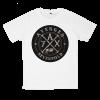 เสื้อยืด วง Avenged Sevenfold สีขาว แขนสั้น S M L XL XXL [3]
