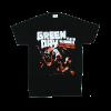 เสื้อยืด วง Greenday แขนสั้น งาน Vintage ลายไม่ชัด ทุกขนาด S-XXL [Easyriders]