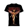 เสื้อยืด วง Nirvana แขนสั้น แขนยาว S M L XL XXL [13]