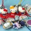 โมเดลคิตตี้-แอปเปิ้ลปูรูรู มินิสวิง 6 แบบ (Hello Kitty - Apple Pururu Mini Swing)