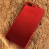 เคส IPhone 7 Plus TPU สีแดง