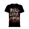 เสื้อยืด วง Slipknot แขนสั้น แขนยาว S M L XL XXL [15]