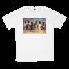 เสื้อยืด วง Pink Floyd สีขาว แขนสั้น S M L XL XXL [4]