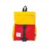 Hellolulu กระเป๋าเด็ก รุ่น LINUS - Red/Yellow