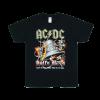 เสื้อทัวร์ วง AC/DC Not in This Lifetime tour ผ้า Gildan xS-3XL [Gildan]