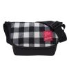 กระเป๋าสะพายข้าง Manhattan รุ่น MP 1605-JR-WLR WOOLRICH - WHT/BLK (MD)