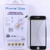 ฟิล์มกระจก Iphone 7 เต็มจอสีดำ 4D