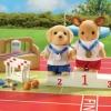 ชุดแข่งกีฬาซิลวาเนียน (UK) Sylvanian Families Sylvanian Games Athletics