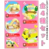 [SOLD OUT] ซิลวาเนียนมินิ โรงเรียนอนุบาลสายรุ้ง 4 กล่อง (JP) Sylvanian Families Kindergarten School Mini Playset