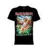 เสื้อยืด วง Iron Maiden แขนสั้น แขนยาว S M L XL XXL [15]