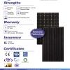 แผงโซล่าเซลล์ Poly (Dortmund Energy) 250W