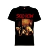 เสื้อยืด วง Skid Row แขนสั้น แขนยาว S M L XL XXL [3]