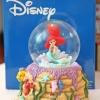[SOLD OUT] ลูกแก้วดนตรีเจ้าหญิงเงือกแอเรียล (Disney Princess Ariel Little Mermaid Musical Water Globe)