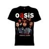 เสื้อยืด วง Oasis แขนสั้น แขนยาว S M L XL XXL [1]