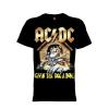 เสื้อยืด วง AC/DC แขนสั้น แขนยาว S M L XL XXL [15]