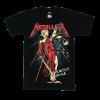 เสื้อยืด วง Metallica แขนสั้น แขนยาว S M L XL XXL [2]