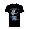 เสื้อยืด วง Metallica แขนสั้น แขนยาว S M L XL XXL [29]
