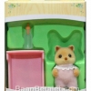 ซิลวาเนียน..เบบี้หมาจิ้งจอก+เปล (EU) Sylvanian Families Fox Baby w/ Crib with Crib