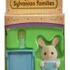 ซิลวาเนียน เบบี้กระต่ายมิลค์+เปล (EU) Sylvanian Families Milk Rabbit Baby