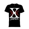 เสื้อยืด วง X Japan แขนสั้น แขนยาว S M L XL XXL [1]