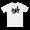 เสื้อยืด วง Lamb of God สีขาว แขนสั้น S M L XL XXL [4]