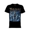 เสื้อยืด วง Trivium แขนสั้น แขนยาว S M L XL XXL [3]