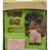 ซิลวาเนียน เบบี้เม่นแบรมเบิ้ล+หวีและแปรง (EU) Sylvanian Families Hedgehog Baby w/Brush & Comb