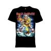 เสื้อยืด วง Iron Maiden แขนสั้น แขนยาว S M L XL XXL [23]