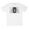 เสื้อยืด วง Metallica สีขาว แขนสั้น S M L XL XXL [5]