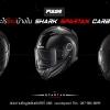 มีอะไรใหม่บ้างใน What new in SHARK Spartan Carbon?