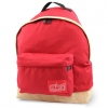 Manhattan Portage Big Apple Backpack – Red