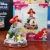[หมดค่ะ] สโนว์โกลบเจ้าหญิงเงือกแอเรียล (Disney Princess-Little Mermaid Snowglobe) V50