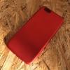 เคส I6 TPU สีแดง