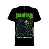 เสื้อยืด วง Pantera แขนสั้น แขนยาว S M L XL XXL [9]
