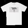 เสื้อยืด วง My Chemical Romance สีขาว แขนสั้น S M L XL XXL [1]