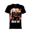 เสื้อยืด วง Greenday แขนสั้น แขนยาว S M L XL XXL [4]