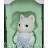 [หมดแล้ว] ซิลวาเนียน..เบบี้แมว (JP) Sylvanian Families Silk Cat Baby Boy V5%