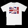 เสื้อยืด วง Oasis สีขาว แขนสั้น S M L XL XXL [3]