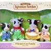 ซิลวาเนียน ครอบครัววัว 4 ตัว (EU) Sylvanian Families Friesian Cow Family
