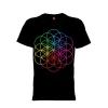 เสื้อยืด วง Coldplay แขนสั้น แขนยาว S M L XL XXL [2]