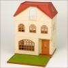 บ้านตุ๊กตาซิลวาเนียน Sylvanian Families Cedar Terrace