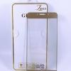 ฟิล์มกระจกเต็มจอ Oppo R9/F1 Plus สีทอง