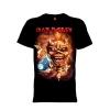 เสื้อยืด วง Iron Maiden แขนสั้น แขนยาว S M L XL XXL [13]