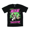 Green day rock band t shirts cotton100% S-2XL [NTS]