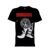 เสื้อยืด วง Ramones แขนสั้น แขนยาว S M L XL XXL [4]
