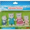 [หมดค่ะ] ครอบครัวซิลวาเนียน แมวเปอร์เซีย 4 ตัว (Sylvanian Persis Persian Cat Family ) V5%