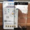 ฟิล์มกระจก Sony XA1 Ultra เต็มจอสีดำ